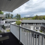 1,400 sq ft, 3 bedroom townhouse - Balcony