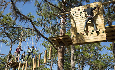 Adirondack Extreme Adventure Course - Largest aerial tree top adventure park